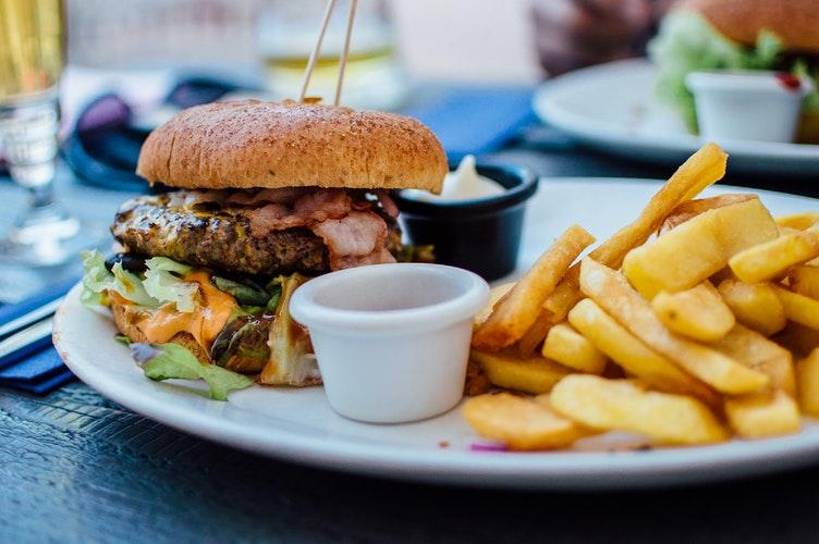 Burgers restaurant