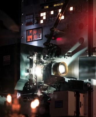 Cinena projector