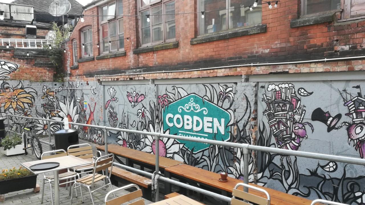 Cobden chambers Notts