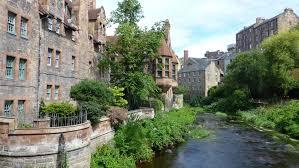Dwan village Edinburgh