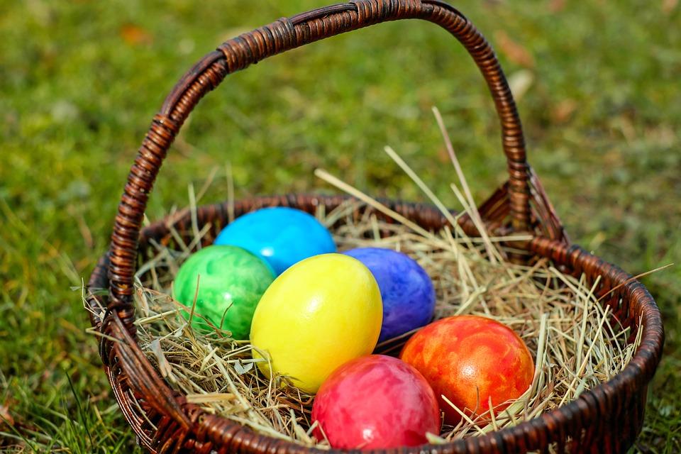Good easter eggs