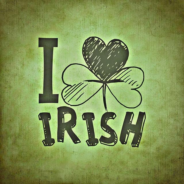 I love irish