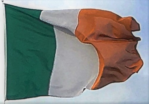 Irish flag 3
