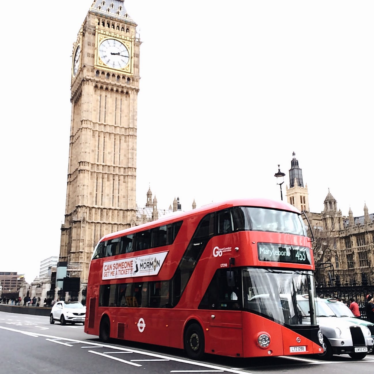 London coach