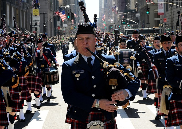 Sa. Patricks day New York Parade