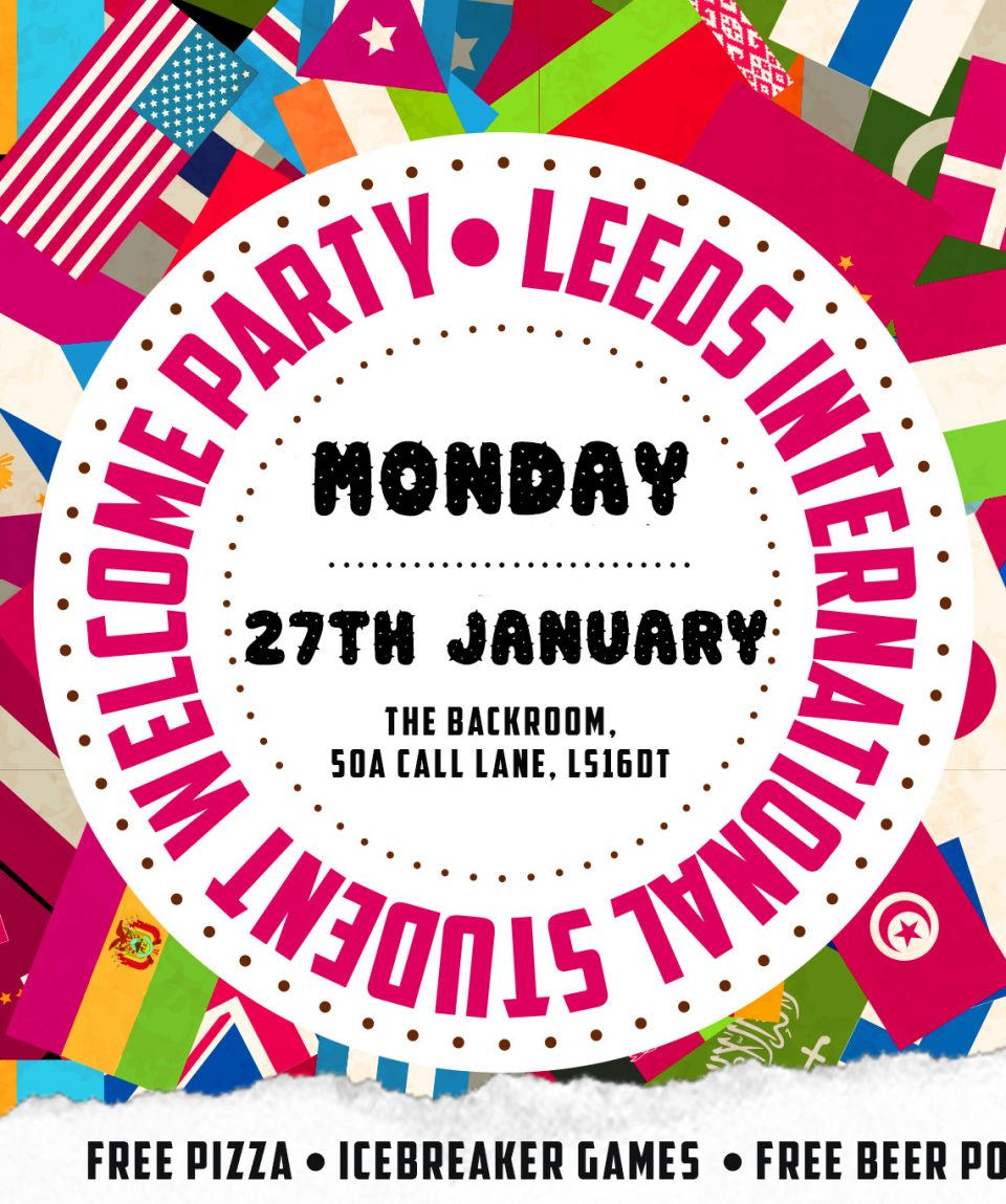 WelcomeSocial-27th January