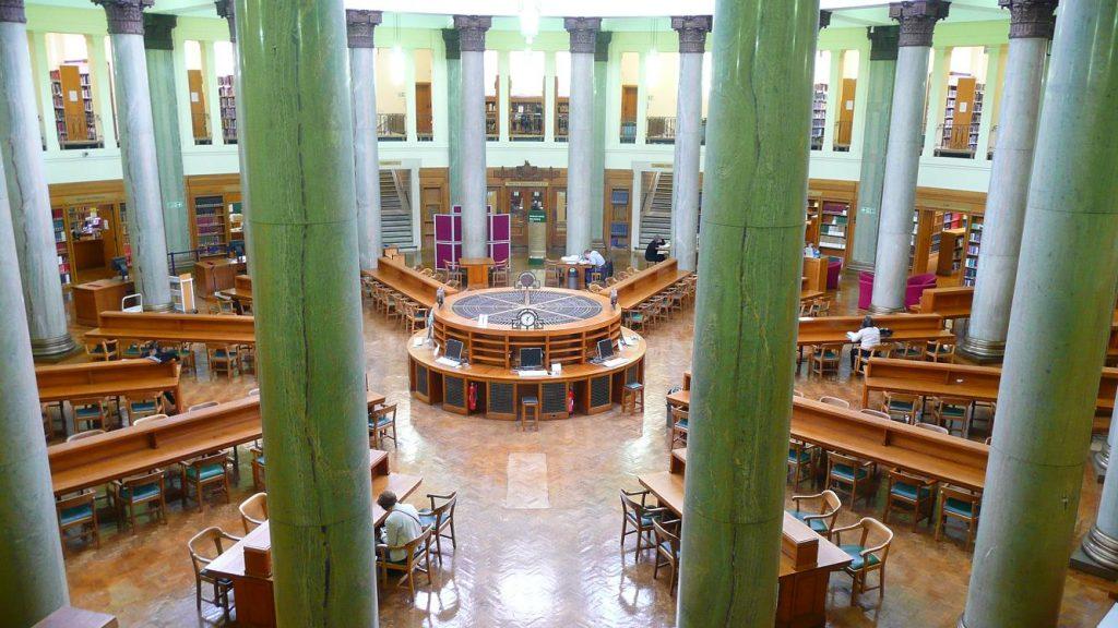 brotherton library