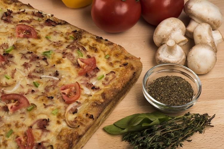 italien pizza